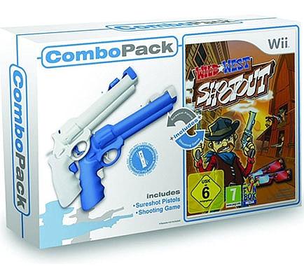 Wild West Shootout - Wii - 1