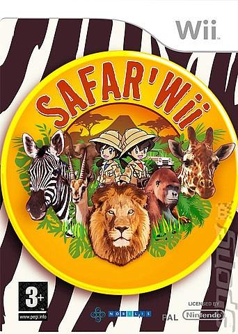 Safarwii - Wii - 1