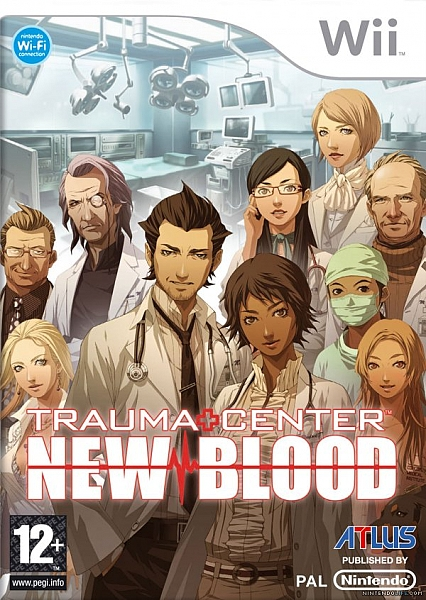 Trauma Centre: New Blood - Wii - 1