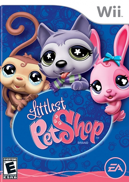 Littlest Pet Shop - Wii - 1