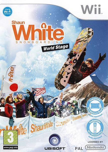 Shaun White Snowboarding: World Stage - Wii - 1