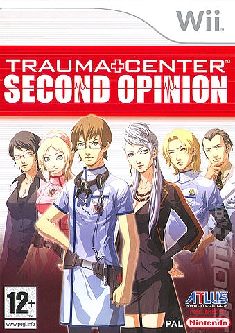 Trauma Center: Second Opinion - Wii - 1