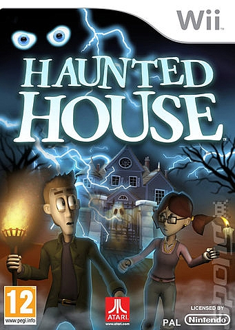 Haunted House  - Wii - 1