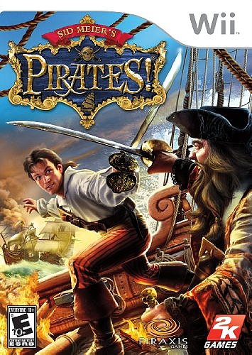 Sid Meier's Pirates! - Wii - 1