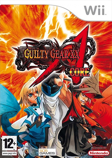 Guilty Gear XX Accent Core - Wii - 1