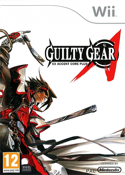 Guilty Gear XX Accent Core Plus - Wii - 1