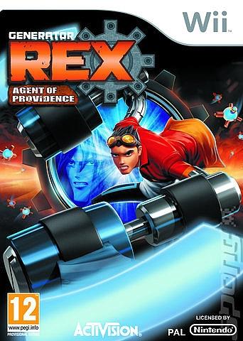 Generator Rex  - Wii - 1