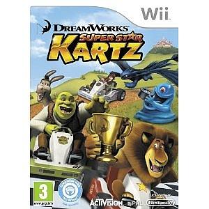 Dreamworks Racing: Superstar Kartz  - Wii - 1