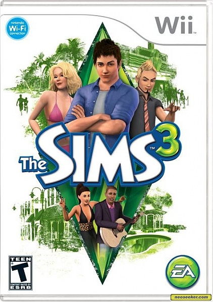 The Sims 3 - Wii - 1