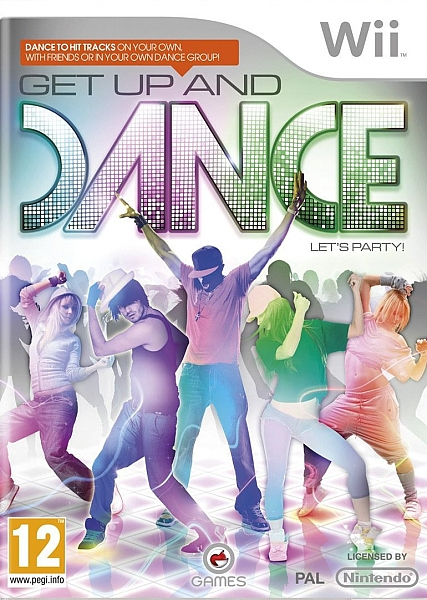 Get Up And Dance  - Wii - 1