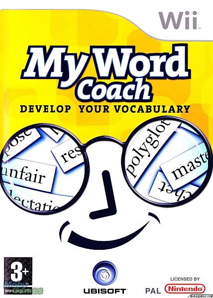 My Word Coach - Wii - 1