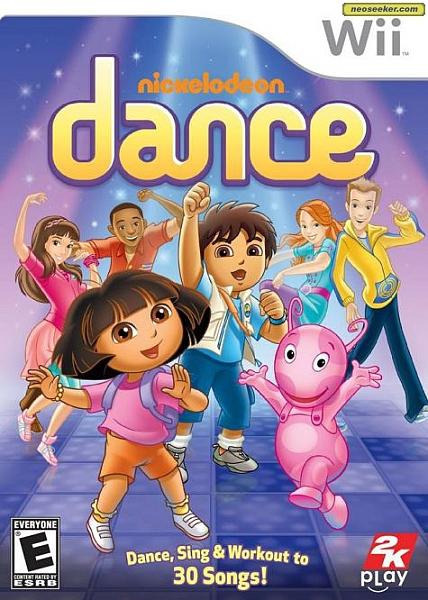 Nickelodeon Dance - Wii - 1