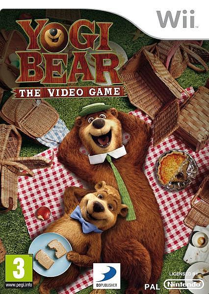 Yogi Bear - Wii - 1