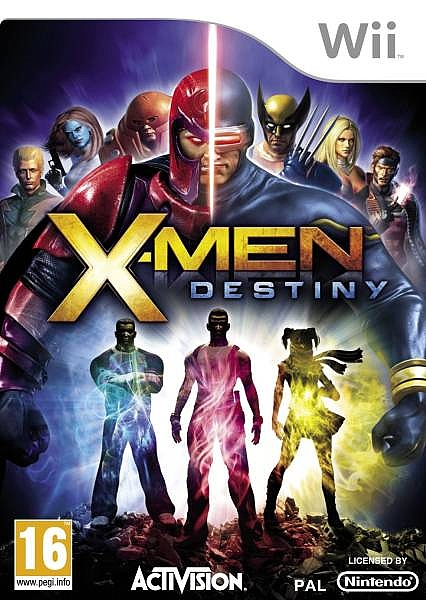 X-Men: Destiny - Wii - 1