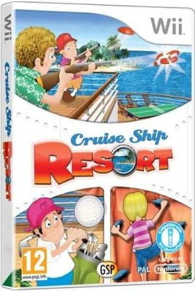 Cruise Ship Resort  - Wii - 1