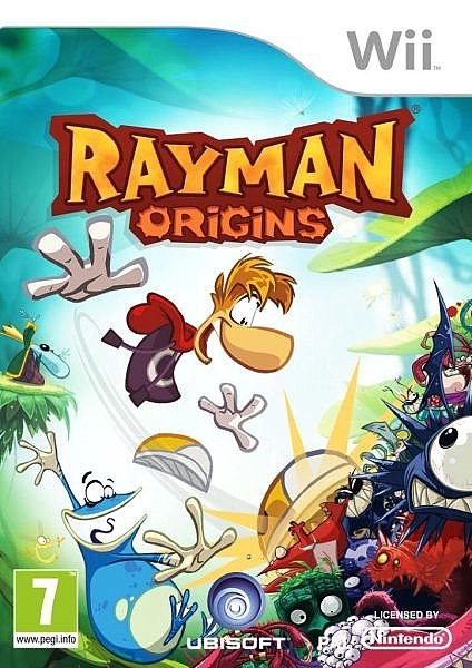 Rayman Origins  - Wii - 1