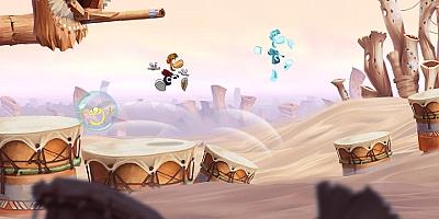 Rayman Origins  - Wii - 3