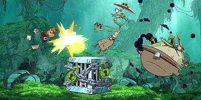Rayman Origins  - Wii - 2