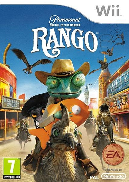 Rango - Wii - 1