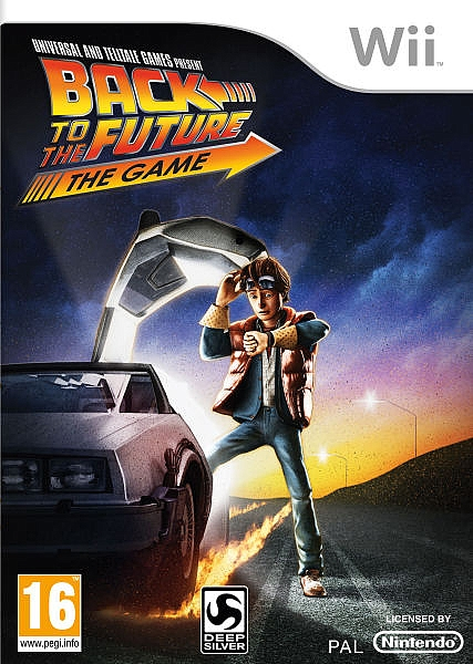 Back to the Future - Wii - 1
