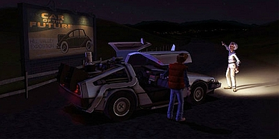 Back to the Future - Wii - 2