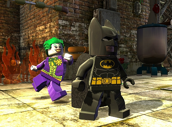 LEGO Batman 2: DC Super Heroes - 3DS - 6
