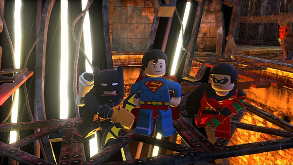 LEGO Batman 2: DC Super Heroes - 3DS - 5