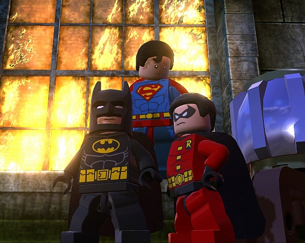 LEGO Batman 2: DC Super Heroes - 3DS - 4