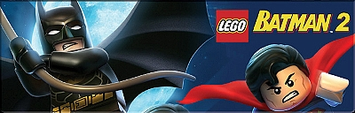 LEGO Batman 2: DC Super Heroes - 3DS - 3