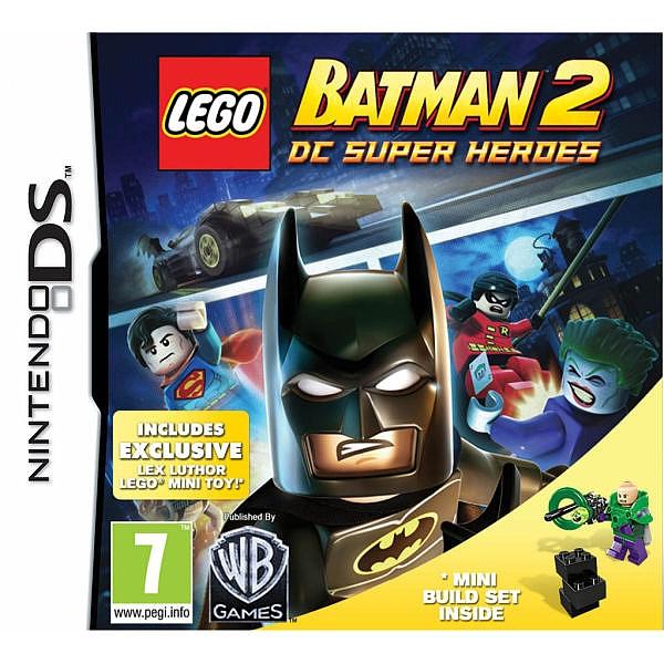 LEGO Batman 2: DC Super Heroes - DS - 1