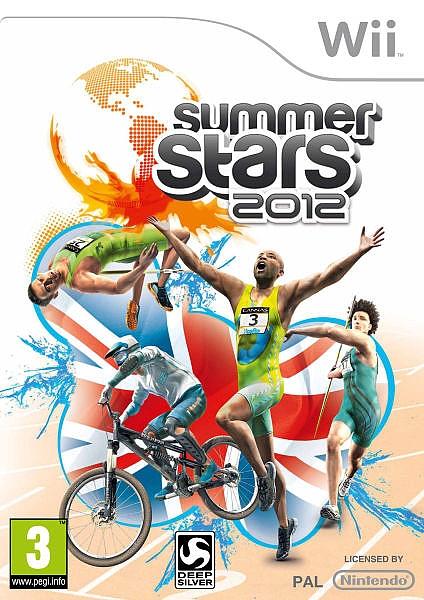 Summer Stars 2012 - Wii - 1