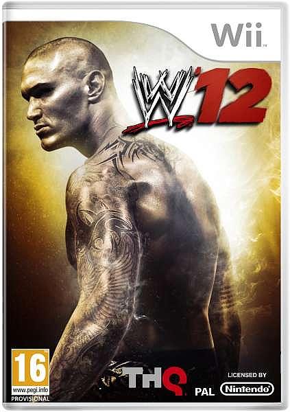 WWE 12 - Wii - 1
