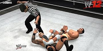 WWE 12 - Wii - 2