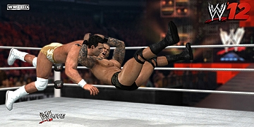 WWE 12 - Wii - 4