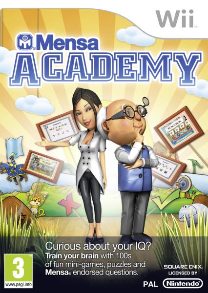 Mensa Academy - Wii - 1