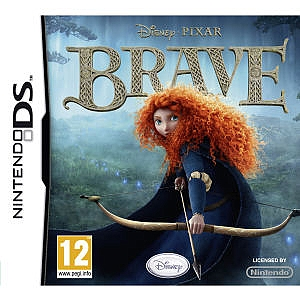Brave: The Video Game - DS - 1