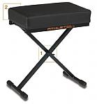 כסא לקלידים Athletic BN-2