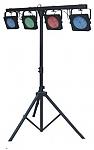 עמדת תאורת לדים - LEDBAR
