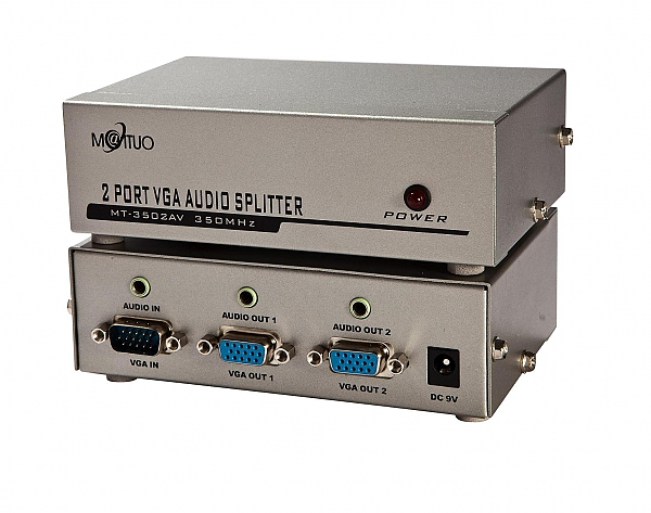 מפצל MT3502 VGA - 1