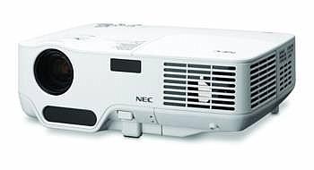 מקרן NEC NP-410-WG - 1