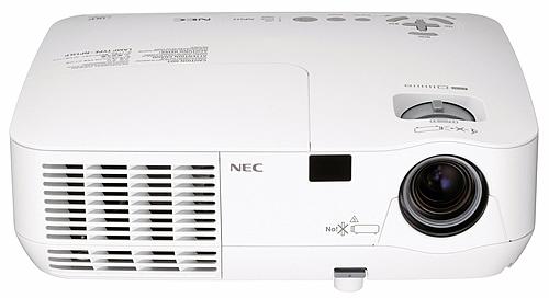 מקרן NP 110G- 3D - 1