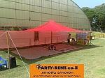 אוהל קמפינג - אוהל חוף