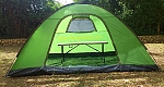 אוהל לקמפינג