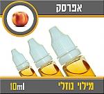 מילוי נוזלי אפרסק לסיגריה אלקטרונית