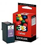 לקסמרק Z800/X5200 צבע 33 מקורי