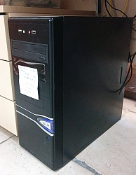 מחשב יד 2 - Core 2 Duo - E7300 2.66 Ghz