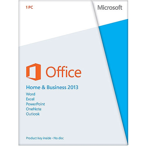 Office 2013 Home and Business English - 1