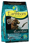 "ארטבורן קוסטל קאץ דגים 2.5 ק""ג Earthborn Holistic® Costal Catch"