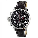 מיוחד לשמאליים - שעון invicta כרונוגרף מקצועי לגבר