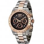 שעון INVICTA כרונוגרף מקצועי לגבר מסדרת Speedway